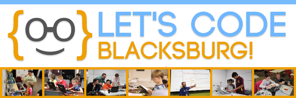 LET'S CODE BLACKSBURG!